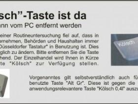 Kölsch-Taste