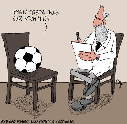 Fussball is toll ....!?!?