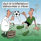 Fussball is toll ....!?!?